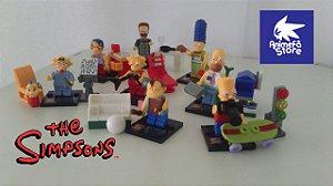 LEGOS CONJUNTO 6 E 8  PÇS