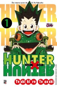 HUNTER X HUNTER VOL 1 - JBC - REIMPRESSO