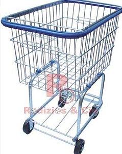 Carrinho para Compras Simples 140 litros