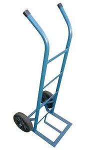 Carrinho Armazém 200kg rodas maciças