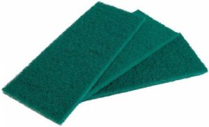 Fibras Abrasivas para Limpeza