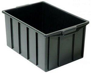 Caixa Plástica Fechada 38 litros