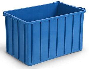 Caixa Plástica Fechada 300 litros