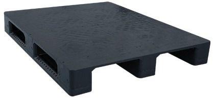 Pallet Vazado 100 x 120 - Modelo SMART COM 03 RUNNERS