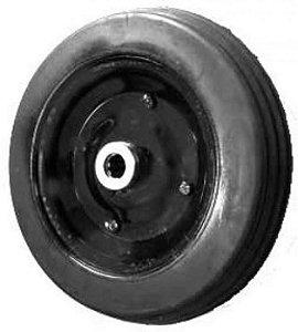 Roda Maciça 350 x 8 Com Rolete