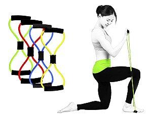 Elástico Tensão Multifuncional Exercícios Físicos Treino