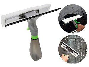 Rodo Limpa Vidro Mop 3 em 1 Spray e Reservatório 250ml