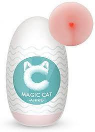 MASTURBADOR MAGIC CATT EGG CYBERSKIN-ANNIE