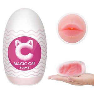MASTURBADOR MAGIC CATT EGG CYBERSKIN-FLAME