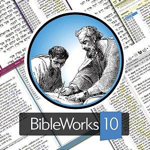BibleWorks 10 Original (Última Versão Completa)