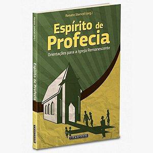 Espírito de Profecia: orientações para a igreja remanescente (Renato Stencel)