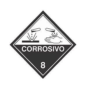 Etiqueta Simbologia de Risco (mod. 5)