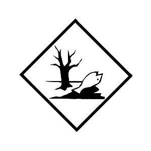 Etiqueta Simbologia de Risco (mod. 7)