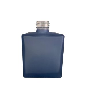 Vidro Cube Azul Fosco 250ml