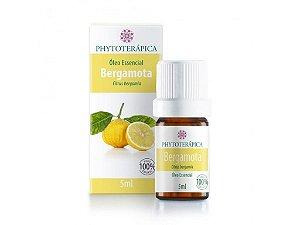 Óleo Essencial Bergamota 5mL - Phytoterápica