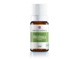 Óleo Essencial Melaleuca/Tea Tree 10mL - Phytoterápica