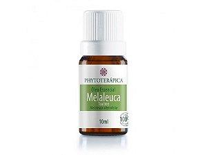 Óleo Essencial Melaleuca/Tea Tree 10mL - Phytoterápica