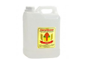 Álcool de Cereais Cerealcool - 5 Litros