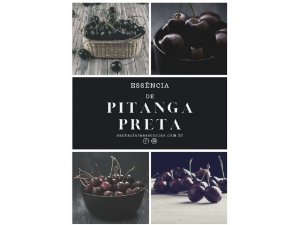 Essência Pitanga Preta