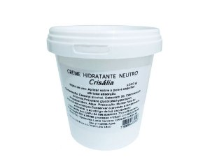 Creme Hidratante Neutro 1kg - Crisália