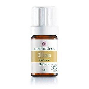 Óleo Essencial Olíbano 5mL - Phytoterápica