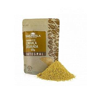 Farinha de Linhaça Dourada Shambala 120g