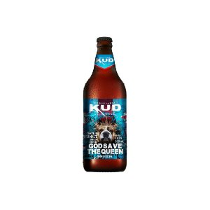 Cerveja Küd God Save the Queen Sem Glúten 600mL