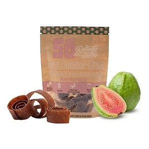 Rolinho de Frutas Goiaba e Chia SóSnacks 30g