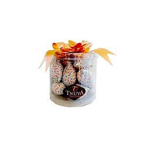 Caixa com Ovinhos de Chocolate Tnuva 230g