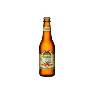 Cerveja Germânia Pilsen Sem Glúten 355mL