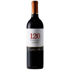Vinho Chileno Reserva Especial 120 Carmenere 750ml