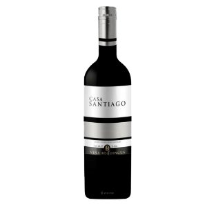 Vinho Chileno Casa Santiago Syrah 750ml