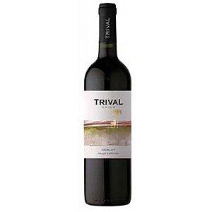 Vinho Chileno Trival Merlot 750ml