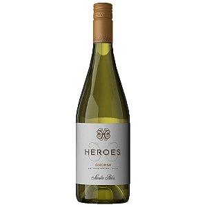 Vinho Chileno Heroes Chardonnay 750ml