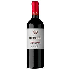 Vinho Chileno Heroes Cabernet Sauvignon 750ml