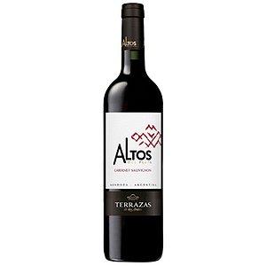 Vinho Argentino Altos Del Plata Cabernet Sauvignon 750ml