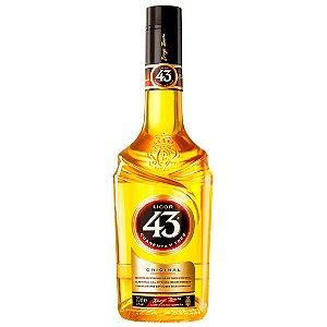 LICOR ESPANHOL DIEGO ZAMORA 43 - 700 ml