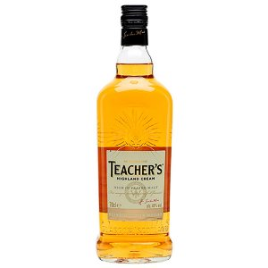 Whisky Teacher's Highland Cream Importado 1 Litro