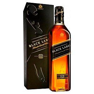 Whisky Johnnie Walker Black Label 12 Anos 1 Litro