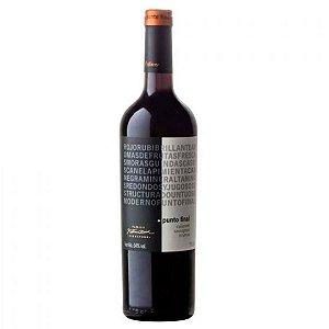 Vinho Punto Final Family Signature Reserv Cabernet Sauvignon 750ml