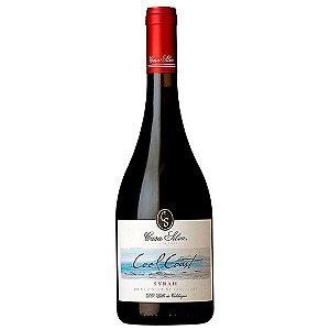 Vinho Chileno Casa Silva Cool Coast Paredones Syrah 750ml
