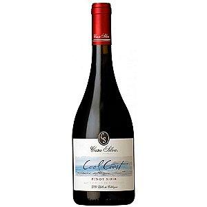 Vinho Chileno Casa Silva Cool Coast Paredones Pinot Noir 750ml
