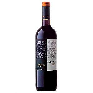 Vinho Argentino Punto Final Family Signature Reserva Malbec 750ml
