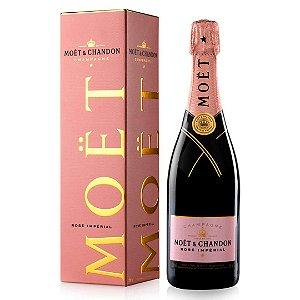 Champagne Moet & Chandon Imperial Brut  Rosé 750ml