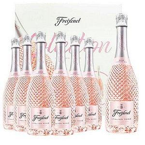 KIT Freixenet Collection Italian Rosé 6un 750ml + 1un - 1,5L