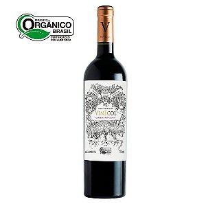 Vinho Argentino Vinecol Orgânico Cabernet Sauvignon 750ml