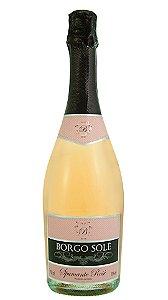 Espumante Italiano Borgo Solè Spumant Rosé 750ml