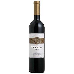 Vinho Bra Peterlongo Terras Merlot 750ml ****