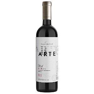 Vinho Bra Casa Valduga Arte Cabernet Sauvignon e Merlot Tinto Seco 750ml
