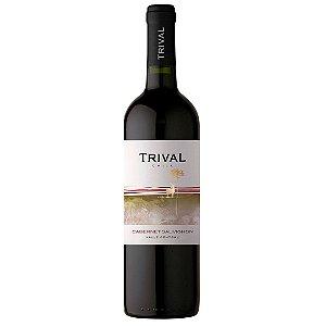 Vinho Chileno Trival Cabernet Sauvignon 750ml